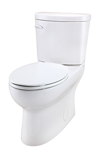"Gerber 0020832 Avalanche CT 1.28 gpf 12"" Elongated ErgoHeight Toilet"