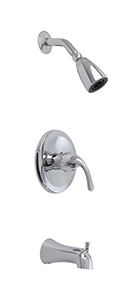 Gerber - 0049023 Single Handle Tub/ Shower Faucet
