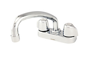 "Gerber 49-234 Gerber Classics Laundry Faucet With 8"" Spout Hose Connection (2.2gpm)"