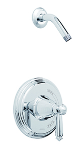 Gerber 00G9092LS - Waveland Shower only trim kit, less showerhead, chrome