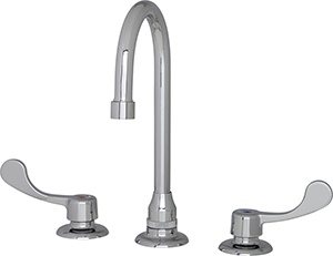 Gerber C0-44-105-61 Two Handle Installation Widespread Lavatory Faucet